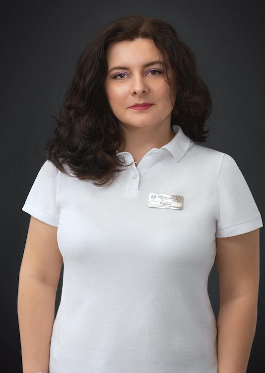 Мамонова Марина